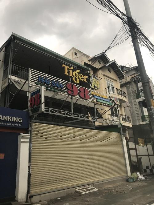 Cho thuê nhà giá rẻ mặt tiền đường Phan Xích Long Quận Phú Nhuận