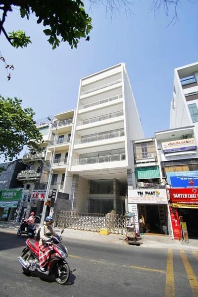 Cho thuê nhà mặt tiền đường Phổ Quang, Phường 2, Quận Tân Bình