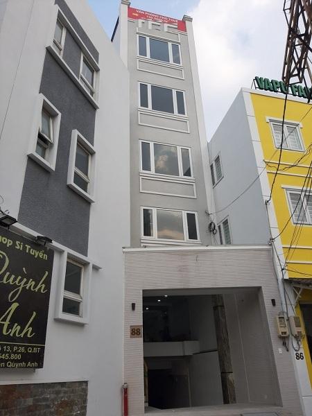 Cho thuê nhà mặt tiền đường QL 13 quận Bình Thạnh
