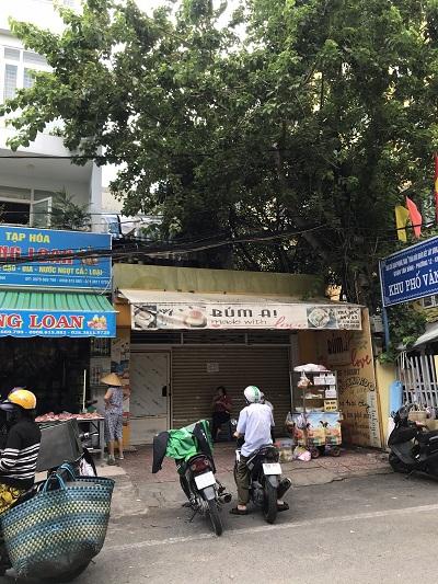 Cho thuê nhà mặt tiền đường Quách Văn Tuấn, Phường 12, Quận Tân Bình