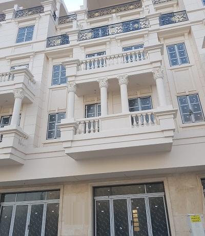 Cho thuê nhà mặt tiền đường số 3 khu Cityland Park Hills phường 10 Gò Vấp