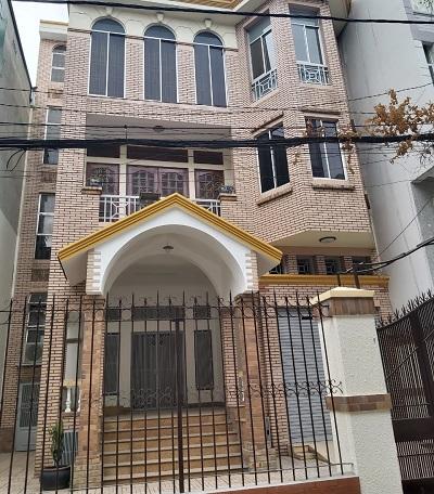 Cho thuê nhà mặt tiền đường thích Minh Nguyệt quận Tân Bình