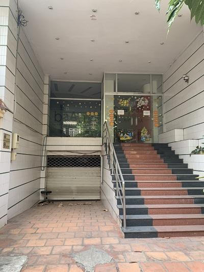 Cho thuê nhà mặt tiền đường Tiền Giang, Phường 2, Quận Tân Bình