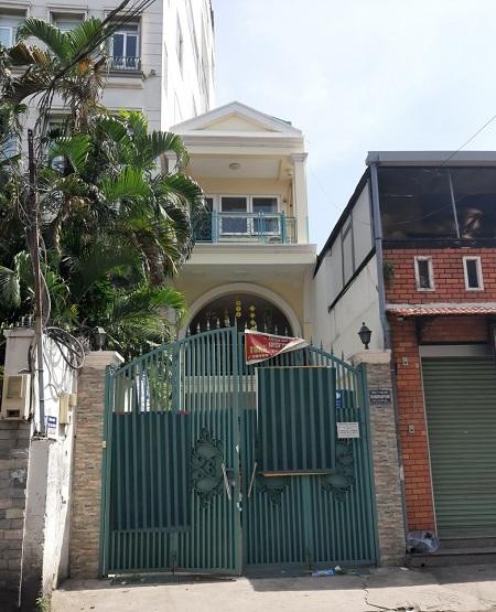 Cho thuê nhà mặt tiền đường Trần Bình Trọng, thuê nhà Bình Thạnh