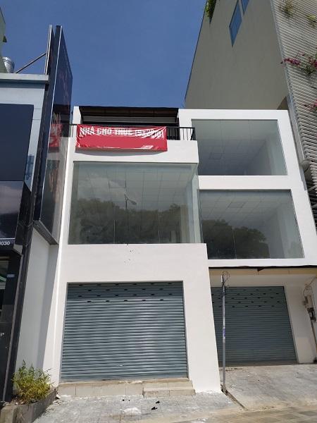 cho thuê nhà mặt tiền đường Trần Quốc Hoàn