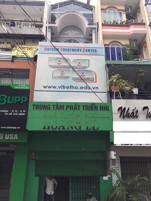 Cho thuê nhà mặt tiền đường Trần Thiện Chánh phường 12 quận 10