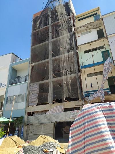 Cho thuê nhà mặt tiền đường Trường Chinh, Phường 11, Quận Tân Bình