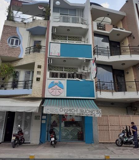 Cho thuê nhà mặt tiền đường Trường Sa quận phú nhuận