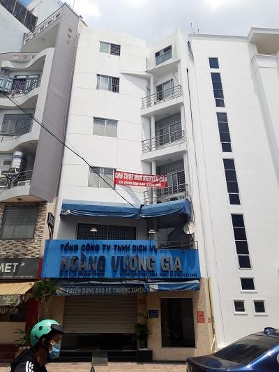 Cho thuê nhà mặt tiền đường Út Tịch, Phường 4, Quận Tân Bình