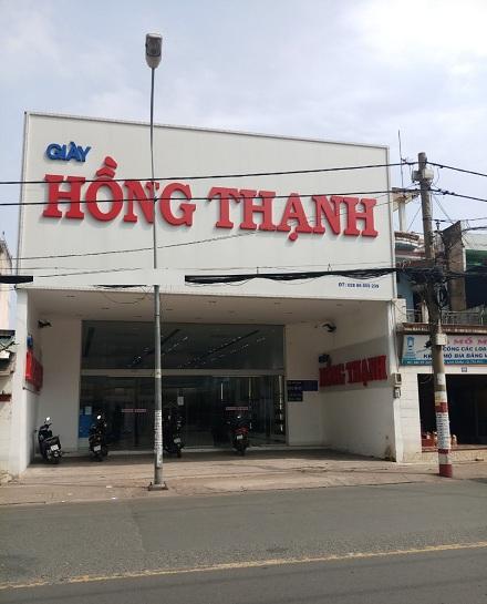 Cho thuê nhà mặt tiền đường Võ Văn Ngân, quận Thủ Đức