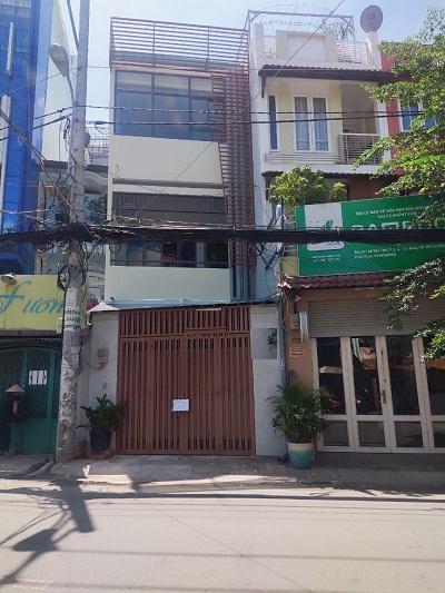 Cho thuê nhà mặt tiền đường Yên Thế, Phường 12, Quận Tân Bình