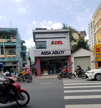 Cho thuê nhà mặt tiền Hoàng Văn Thụ quận Phú Nhuận