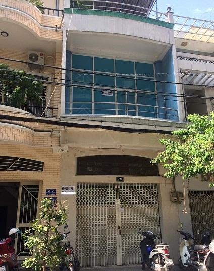 Cho thuê nhà mặt tiền nguyên căn đường Bàu Cát 6 quận Tân Bình