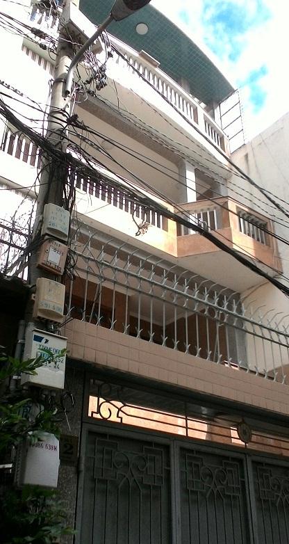 Cho thuê nhà mặt tiền nguyên căn đường Đặng Văn Ngữ quận Phú Nhuận