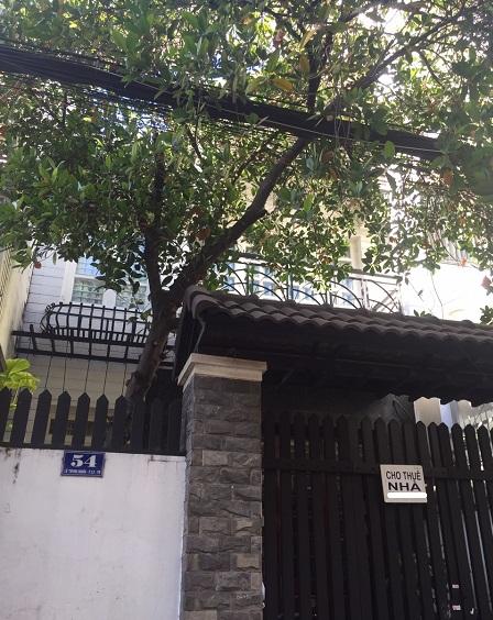 Cho thuê nhà mặt tiền nguyên căn đường Lê Trung Nghĩa quận Tân Bình