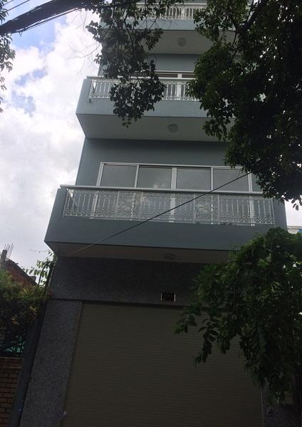 Cho thuê nhà mặt tiền nguyên căn đường Ngô Bệ quận Tân Bình