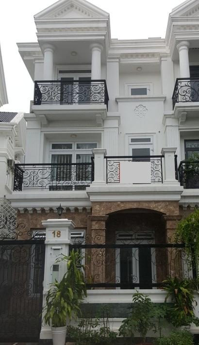 Cho thuê nhà mặt tiền nguyên căn đường Phan Văn Trị quận Gò Vấp