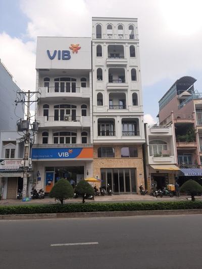 Cho thuê nhà mặt tiền Xô Viết Nghệ Tĩnh quận Bình Thạnh