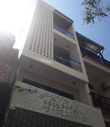 Cho thuê nhà mới đường Trường Chinh quận tân bình