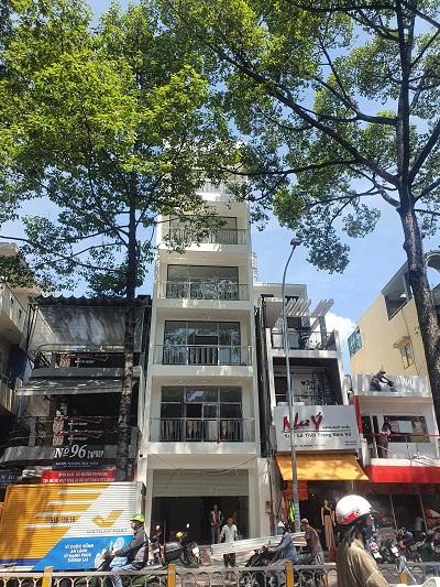 Cho thuê nhà mới mặt tiền đường Nguyễn Tri Phương Quận 10