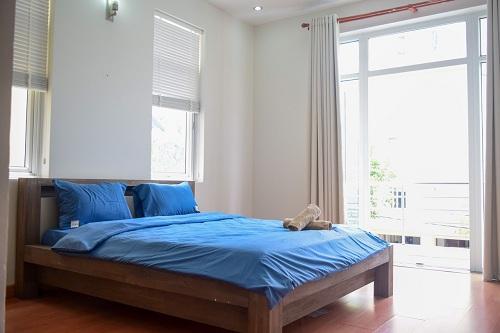 Cho thuê nhà mới nguyên căn hẻm xe tải đường Nguyễn Kiệm