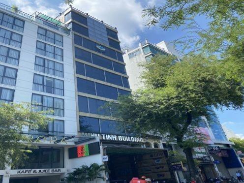 Cho thuê nhà mặt tiền đường Võ Văn Tần quận 3