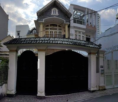 Cho thuê nhà nguyên căn đường Đỗ Quang Thảo Điền Quận 2