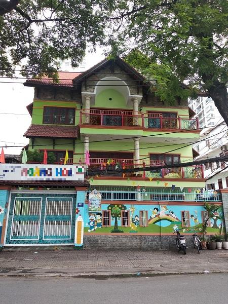 Thuê nhà đường Hoàng Hoa Thám, phường 13 quận Tân Bình