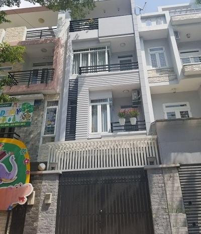 Cho thuê nhà mới nguyên căn đường Lam Sơn quận Tân Bình