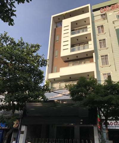 Cho thuê nhà nguyên căn đường Lê Đức Thọ Quận Gò Vấp 7,5x20m 5 lầu thang máy