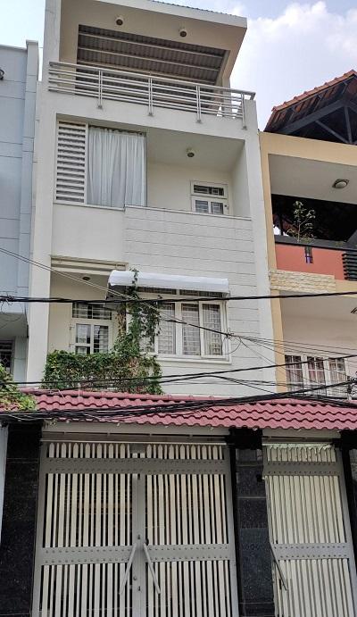 Cho thuê nhà nguyên căn đường Nguyễn Văn Hưởng Quận 2 diện tích 5x25m