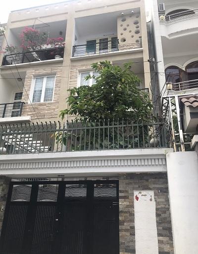 Cho thuê nhà nguyên căn đường Núi Thành quận Tân Bình