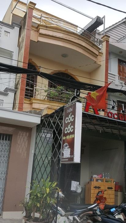 Cho thuê nhà nguyên căn đường Phan Văn Trị quận Gò Vấp