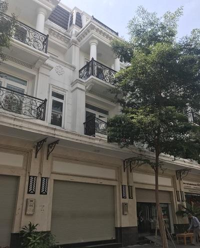 Cho thuê nhà nguyên căn đường số 7 khu CityLand Center Hills Trần Thị Nghỉ Quận Gò Vấp