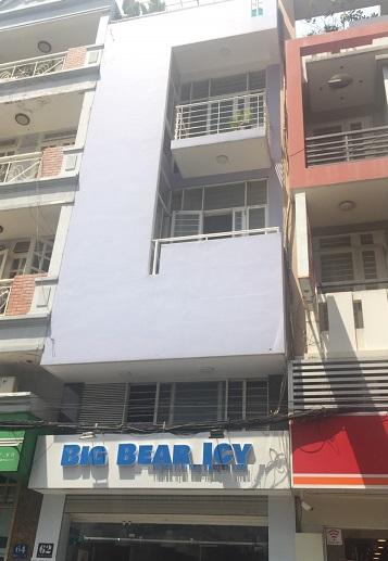 Cho thuê nhà nguyên căn mặt tiền đường Hoa Cúc, Quận Phú Nhuận