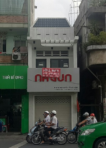 Cho thuê nhà nguyên căn mặt tiền đường Hoàng Văn Thụ, Quận Phú Nhuận