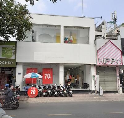 Cho thuê nhà nguyên căn mặt tiền đường Lê Văn Sỹ Quận Phú Nhuận diện tích 9,5x24m