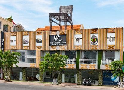 Cho thuê nhà nguyên căn mặt tiền đường Nguyễn Hữu Cảnh Quận Bình Thạnh ngang 28m