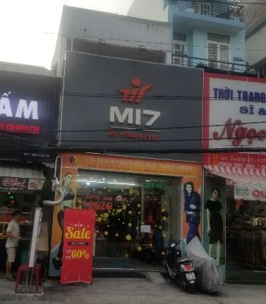 Cho thuê nhà nguyên căn mặt tiền đường Nguyễn Văn Thương (D1) Quận Bình Thạnh
