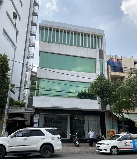 Cho thuê nhà nguyên căn mặt tiền đường Phan Xích Long