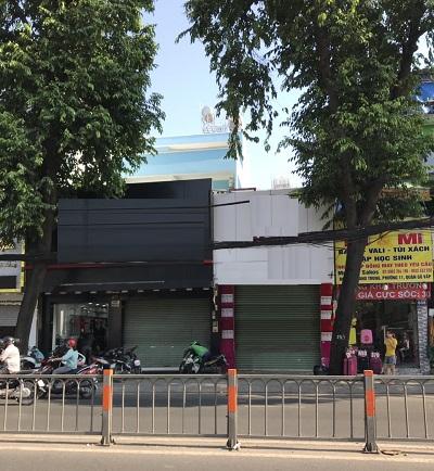 Cho thuê nhà nguyên căn mặt tiền đường Quang Trung Quận Gò Vấp