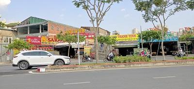 Cho thuê nhà nguyên căn mặt tiền đường Trần Não Quận 2 diện tích 21x32m