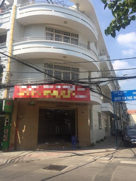 Nhà nguyên căn 5x16m2 thuận tiện kinh doanh đường Trần Nhật Duật quận 1