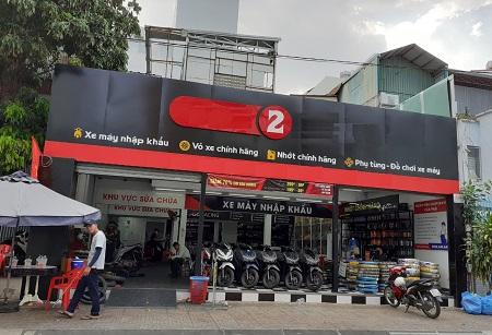 Cho thuê nhà nguyên căn mặt tiền đường Trần Quang Diệu