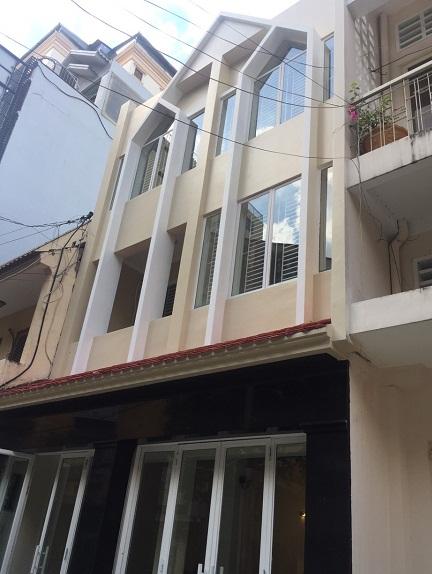 Cho thuê nhà nguyên căn quận 3, cho thuê nhà đường Kỳ Đồng
