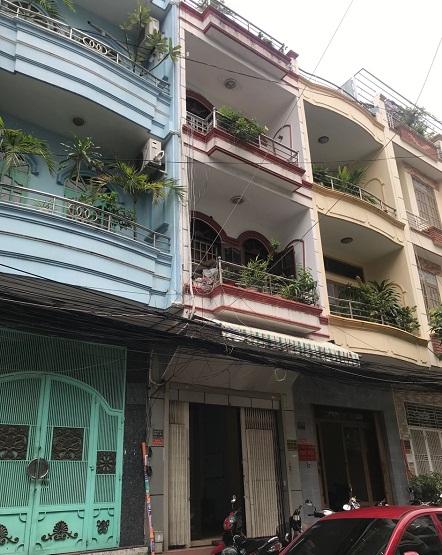 Cho thuê nhà 1 trệt 2 lầu chỉ 25tr/tháng  đường Nguyễn Hữu Cảnh Quận Bình Thạnh