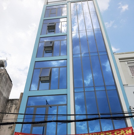 Cho thuê nhà nguyên căn quận bình thạnh, cho thuê nhà đường Nơ Trang Long