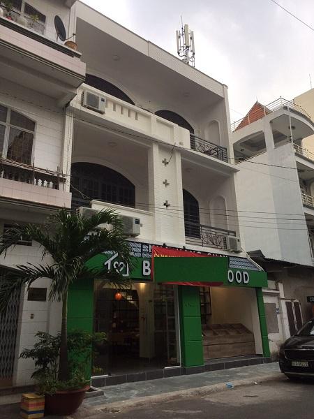 Cho thuê nhà nguyên căn quận Tân Bình, cho thuê nhà đường Quách Văn Tuấn