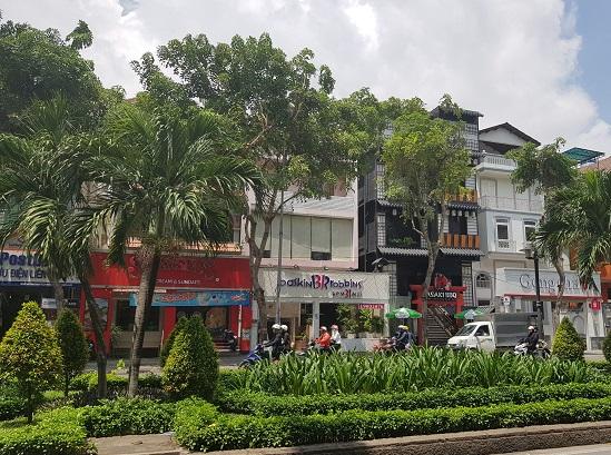 Cho thuê nhà nguyên căn vị trí đẹp đường Phan Xích Long Quận phú nhuận diện tích 8x18m 1 hầm 3 lầu