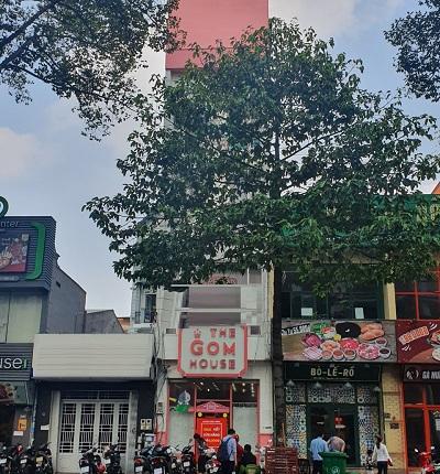 Cho thuê nhà nguyên mặt tiền đường Nguyễn Tri Phương Quận 10